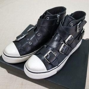 Ash Shoes   Ash Verso Sneakers Black